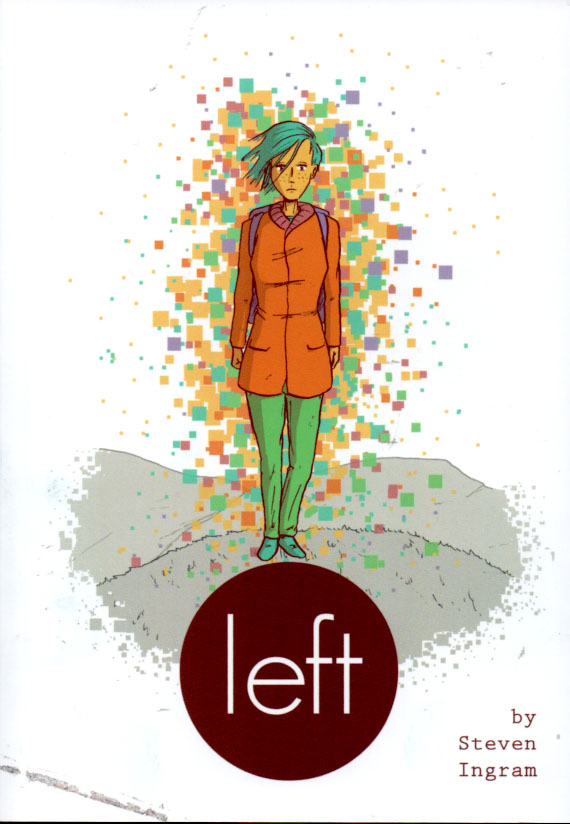 Cover of Left by Steven Ingrama