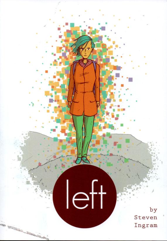 Cover of Left by Steven Ingrama