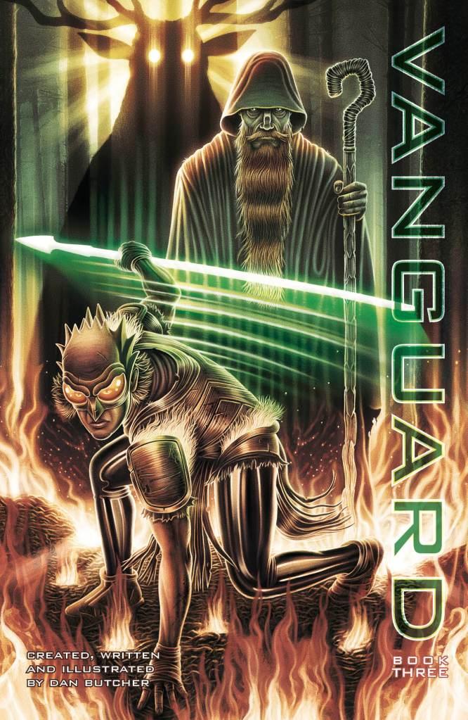 Vanguard Book Three