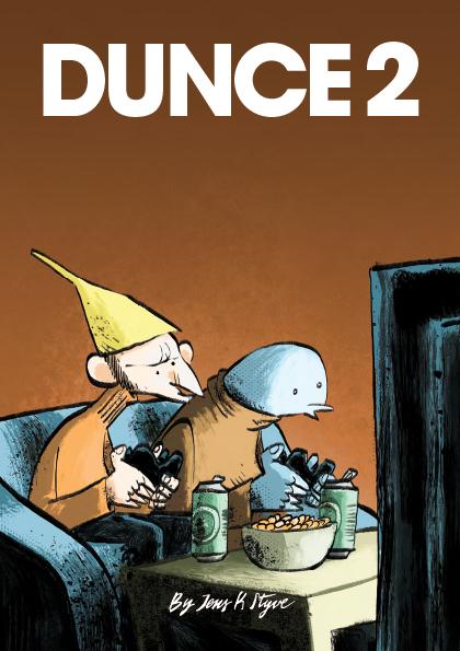 Dunce by Jens K Styve