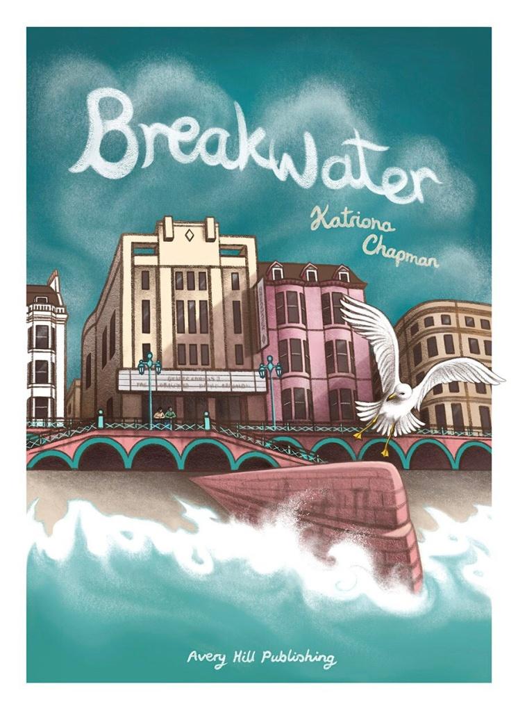 Breakwater by Katriona Chapman