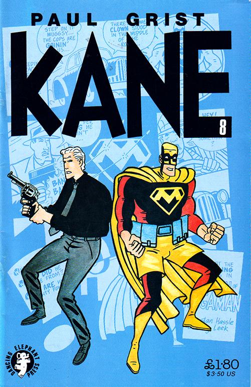 Kane on Dancing Elephant Press