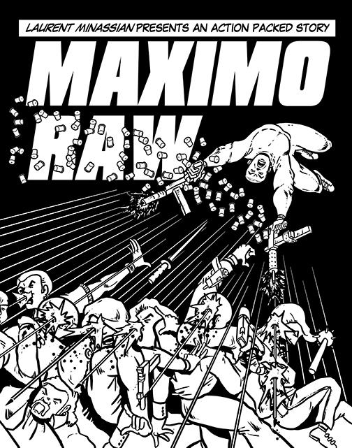 Maximo Raw cover