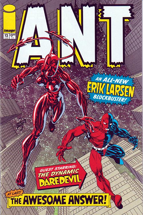 Ant issue 12 by Erik Larsen